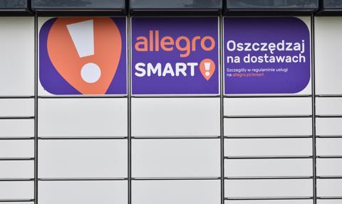 Allegro chce mieć własne automaty do odbierania paczek. Pilotaż w 2021 roku