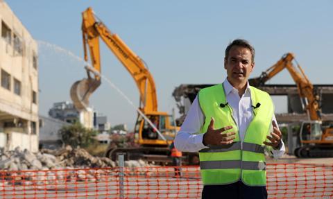 """W Grecji rusza """"prawdopodobnie największy projekt w basenie Morza Śródziemnego"""""""