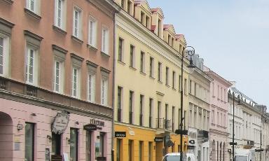 Ceny mieszkań: Warszawa dwa razy droższa niż Łódź