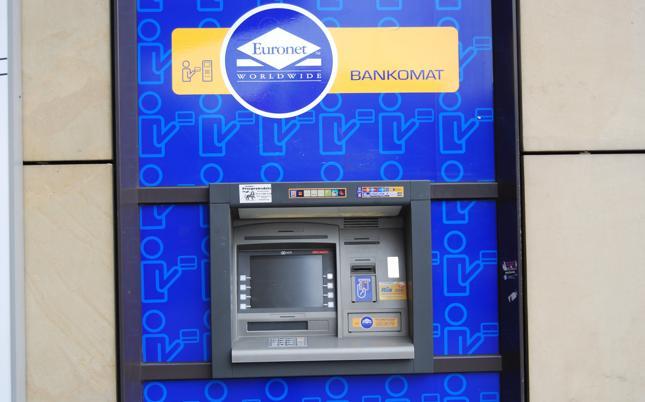 Kolejna awaria bankomatów Euronet?