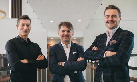 Robert Lewandowski zainwestuje w biotechnologię