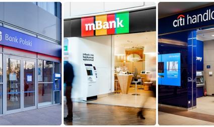 Banki trzęsą polską giełdą [Wykres tygodnia]