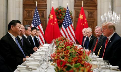 """Xinhua: jest porozumienie """"w głównych kwestiach"""" na linii USA-Chiny"""
