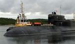 Bałtycka Flota Rosji postawiona w stan gotowości bojowej