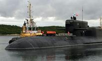 Rosyjska flota zmierza ku granicom NATO