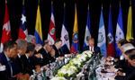 Trump spotkał się z opozycją wenezuelską