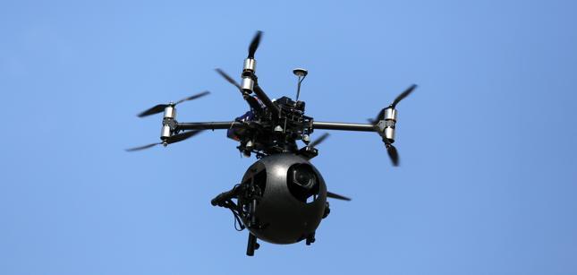 Drony coraz popularniejsze w Polsce
