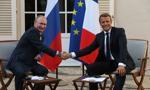 Media: Macron stawia na zbliżenie z Rosją