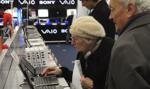 Inwestorzy wyhamowali, ale boom na sprzęt IT trwa
