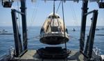 Kapsuła Dragon, stworzona przez SpaceX, wróciła na Ziemię