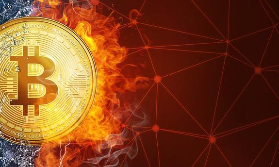 Korekta na bitcoinie. -30 proc. w dwa tygodnie