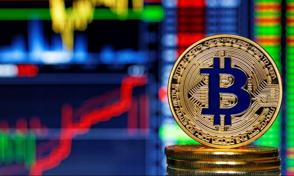"""Bitcoin mocno w dół. """"To nie jest bezpieczna przystań"""""""