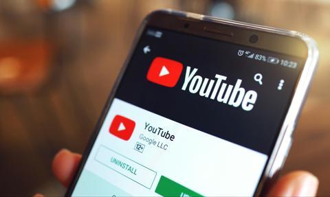 YouTube sprawdzi dowód lub kartę kredytową