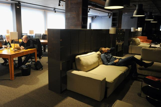 Coworking sposobem na obniżenie kasztów działalności gospodarczej