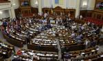 Ukraina: projekt uchwały parlamentu o