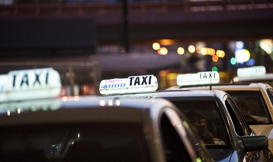 Branżę taksówkarską dopadł kryzys