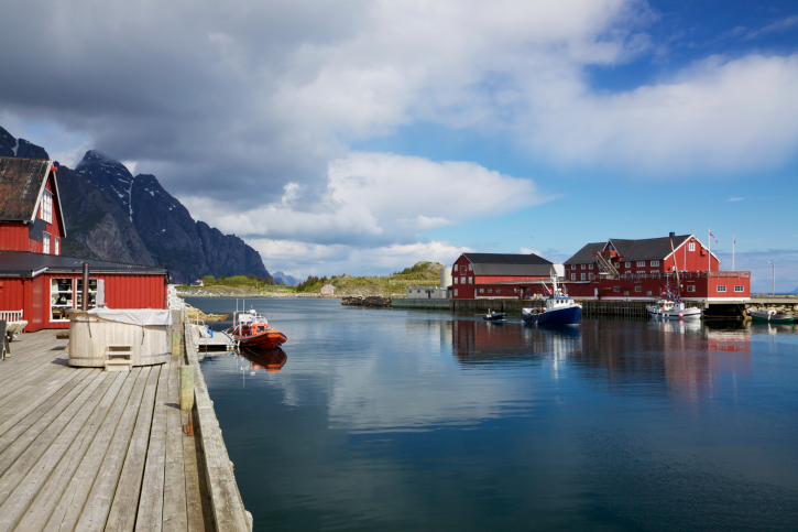 życie w norwegii