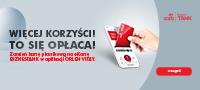 Program BIZNESTANK w aplikacji ORLEN VITAY – najlepszy dla firm! Zamień kartę plastikową na eKartę.