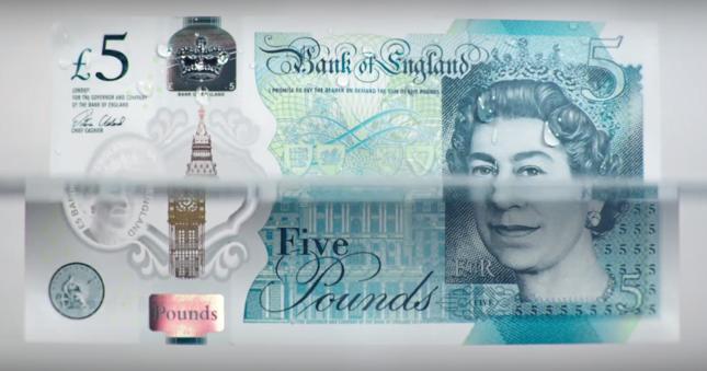 Bank Anglii zastąpi tłuszcz zwierzęcy olejem palmowym w produkcji banknotów
