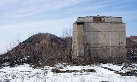Donbasowi grozi katastrofa: radioaktywna woda i wybuchy metanu