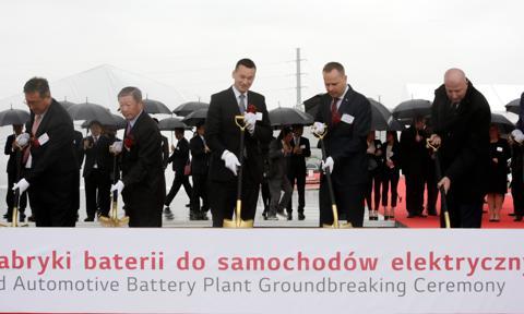 KE przyjrzy się wsparciu publicznemu dla LG Chem na Dolnym Śląsku