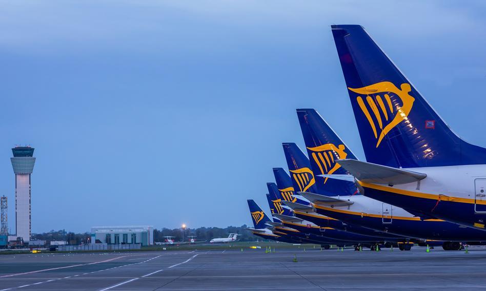 Ryanair likwiduje opcję darmowej zmiany terminu i trasy lotu