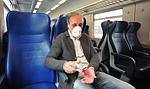 Koronawirus. Karty lokalizacyjne w pociągach międzynarodowych