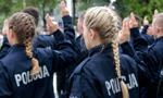 Coraz więcej kobiet wstępuje do policji