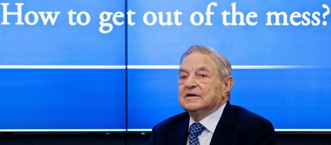 George Soros kupił 11,22 proc. udziałów Agory