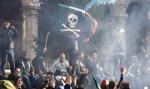 Włochy: starcia protestujących taksówkarzy z policją w Rzymie