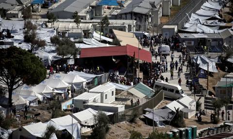 Przedłużono kwarantannę w greckich obozach dla migrantów