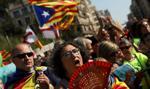 Około 30 manifestacji w dniu strajku w Katalonii