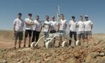 Studenci z Polski zwyciężyli w zawodach łazików marsjańskich w USA