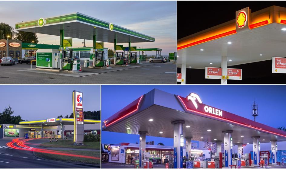 Orlen przed BP i Lotosem. Liczba stacji paliw w Polsce wzrosła