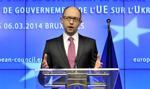 Premier Ukrainy: Rosja nie chce wykonywać porozumienia pokojowego