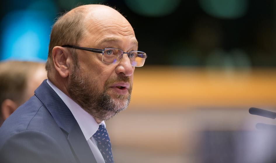 Martin Schulz: UE ma przeciwciała na populizm i retorykę skrajnej prawicy
