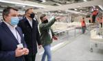 Zaczyński: Prace na Stadionie Narodowym toczą się nadal
