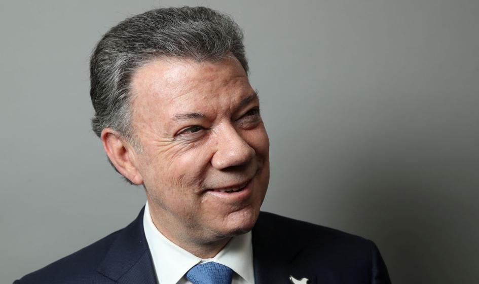 Prezydent Kolumbii o porozumieniu z FARC: Zaczyna się nowa era