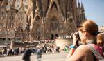 Barcelona wciąż pełna turystów