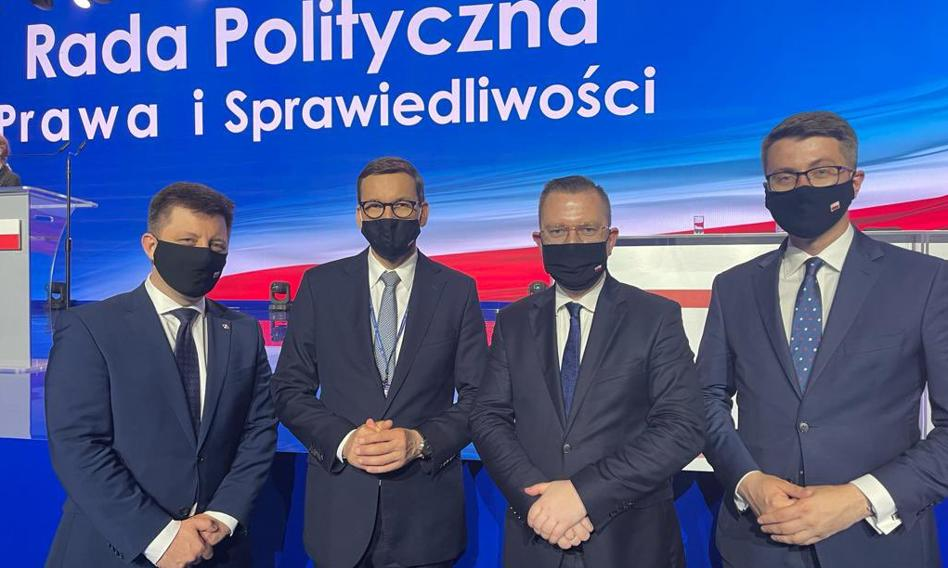 Morawiecki wybrany wiceprezesem Prawa i Sprawiedliwości