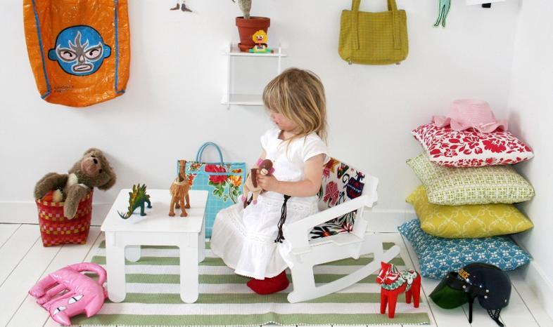Kobiecy pomysł na biznes - dodatki do pokoi dziecięcych