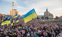 Na Ukrainie żyje ponad 37 mln osób