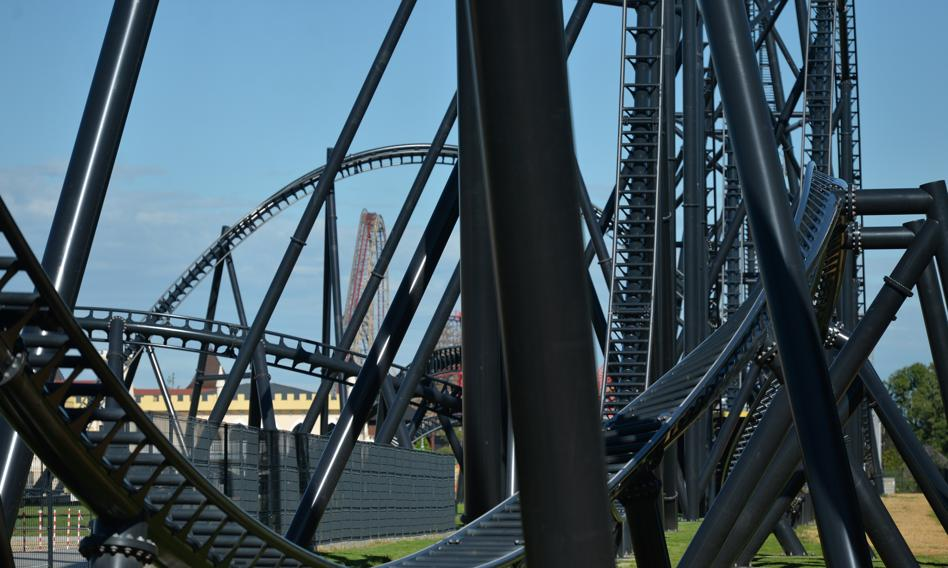 Dwa polskie rollercoastery uznane za najlepsze w Europie