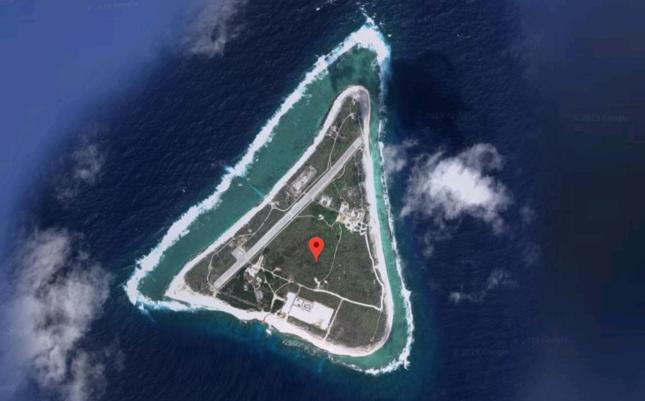 Wyspa Minami Tori-shima