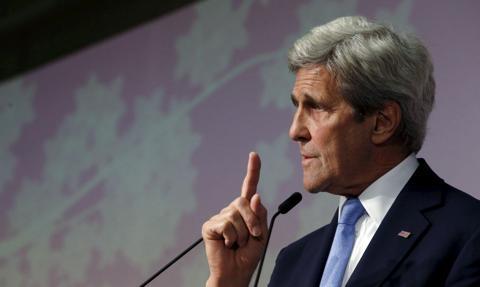 Kerry: USA prawdopodobnie przekroczą zobowiązanie do ograniczenia emisji do 2030 roku