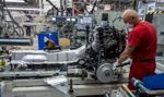 Produkcja przemysłowa spadła o jedną czwartą