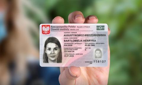Będą nowe dowody osobiste. Sejmowa komisja poparła projekt nowelizacji ustawy