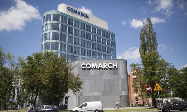 Comarch planuje wypłacić 1,50 zł dywidendy na akcję