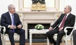 """""""Washington Post"""" o szczegółach umowy Putin-Netanjahu ws. Syrii"""