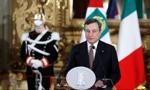 Premier Włoch Mario Draghi nie pobiera wynagrodzenia za pracę w rządzie